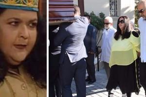 Ράγισαν καρδιές στην κηδεία της Βέτας Μπετίνη! Τραγική φιγούρα η κόρης της (photos)