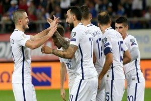 Κροατία - Ελλάδα: Ορίστηκαν ημέρες και ώρες των δύο αγώνων μπαράζ!