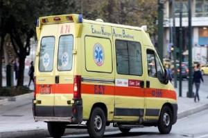 Σοβαρό τροχαίο στη Λάρισα - Απεγκλωβίστηκε τραυματισμένος άνδρας