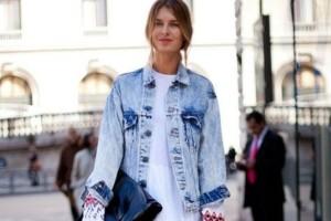 3 έξυπνοι τρόποι για να φορέσεις το denim jacket σου!