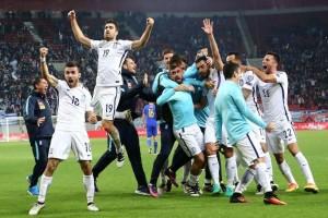 Αυτή είναι η αντίπαλος της Εθνικής Ελλάδας στα μπαράζ για το Μουντιάλ!