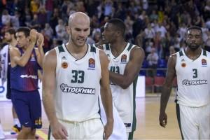 "Euroleague: Μόνο νίκη πριν το ""βουνό"" για τον Παναθηναϊκό!"