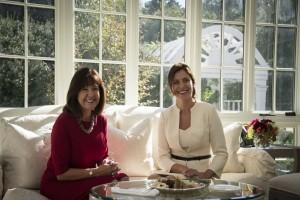 Το παρασκήνιο της ξενάγησης της Μπέτυς Μπαζιάνα στον Λευκό Οίκο και τα... απρόοπτα!