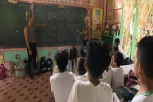 Nomads τρέιλερ : Η ομάδα της ζούγκλας μαθαίνει στα παιδάκια Ελληνικά! Και οι αρχηγοί των ομάδων αγωνίζονται σκληρά! (βίντεο)