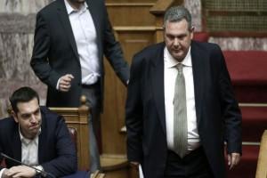 """Πέρασε το νομοσχέδιο για την αλλαγή φύλου αλλά με... ήττα για την κυβέρνηση! """"Όχι"""" από Καμμένο - κάτω από των """"πήχη"""" των 150 βουλευτών"""