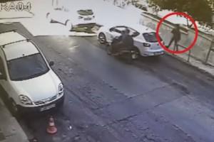 Βίντεο ντοκουμέντο: Δείτε για πρώτη φορά την πορεία της 32χρονης Δώρας μέχρι το νεκροταφείο!