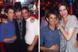 Μερακλής: Σε drag show στην Αθήνα διασκέδασε την Παρασκευή ο Καρανίκας! (photos)