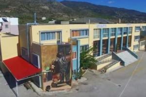 Βόλος: Εντυπωσιακό βίντεο από εναέριες πρωτότυπες τοιχογραφίες - UrbanArtVentures!