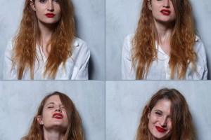 Γυναίκες φωτογραφίζονται πριν, κατά τη διάρκεια και μετά τον οργασμό (Photos)