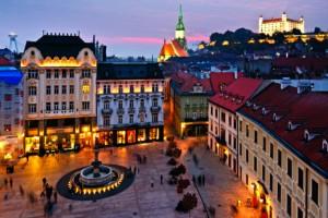Super travel deal: Επειδή η Μπρατισλάβα είναι ο νέος hot ευρωπαϊκός προορισμός, σας βρήκαμε αεροπορικά μόλις με €20!