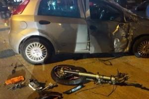 Ανείπωτη τραγωδία στην Ρόδο: Νεκρός ανήλικος οδηγός μηχανής!