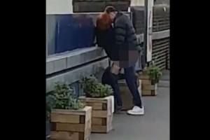 Έπος: Έκαναν έρωτα σε σταθμό τρένου, τους κατέγραψε η κάμερα και το έμαθε από την μητέρα του! (video)