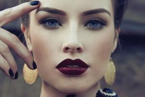 Σκούρα χείλη: Πως θα πετύχεις την απόλυτη τάση του φθινοπώρου!