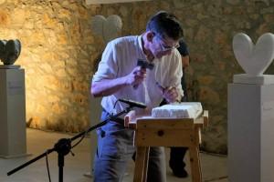 Μουσική στο Μάρμαρο: Ένα μουσικό εικαστικό πείραμα