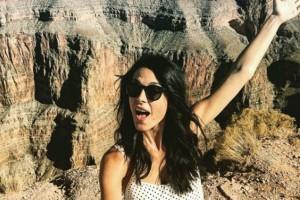 Το εκπληκτικό road trip της Ιωάννας Τριανταφυλλίδου στην Αριζόνα - Φωτογραφίες που «κόβουν» την ανάσα!