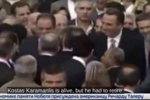 Σάλος στην Ρωσία: Επαιξαν ντοκιμαντέρ για το «σχέδιο δολοφονίας του Καραμανλή» σε ρώσικο κανάλι ! (video)