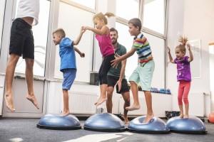 Τα σημαντικά οφέλη που προσφέρει η γυμναστική στα παιδιά σας!