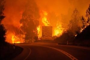 Πορτογαλία: Τριήμερο εθνικό πένθος για τις φονικές πυρκαγιές - Τουλάχιστον 36 άνθρωποι έχασαν την ζωή τους
