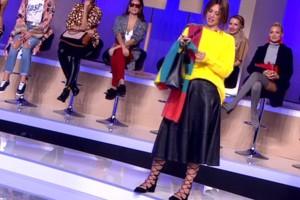 My style rocks: Η Ραμόνα διαφωνεί ξανά με την Κατσαΐτη και ο Χριστόπουλος κάνει τα απίστευτα (video)