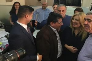 Εκλογές Κεντροαριστεράς: Μεγάλη νίκη Γεννηματά στις εκλογές για την ηγεσία της παράταξης!
