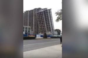 Συγκλονιστικό βίντεο: Κτήριο 18 ορόφων γίνεται «σκόνη» μέσα σε 7 δευτερόλεπτα!