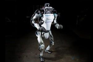Εντυπωσιακό βίντεο: Το ρομπότ Atlas κάνει… ακροβατικά και τούμπες στον αέρα!