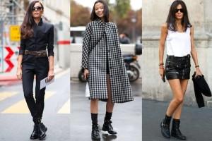 Θα τα λατρέψεις: To μαύρο casual μποτάκι που θα φοράς από το πρωί ως το βράδυ! (Photo)