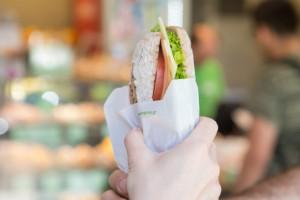 Τα πιο φρέσκα sandwich από τον Γρηγόρη άμεσα στην... πόρτα σου!