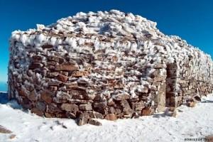 Εντυπωσιακές εικόνες: Έπεσαν τα πρώτα χιόνια στον Ψηλορείτη!