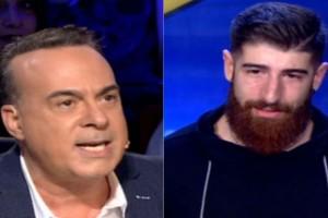 """""""Ελλάδα έχεις ταλέντο"""": Ο Φώτης Σεργουλόπουλος επιτέθηκε σε παίκτη! Τι συνέβη; (video)"""