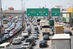 Κομφούζιο στους δρόμους της Αθήνας: Ποιοι δρόμοι έχουν αυξημένη κίνηση;