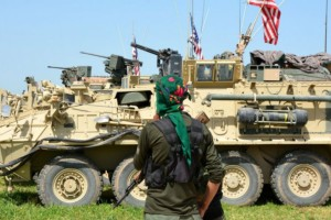 Κούρδοι άνοιξαν πυρά εναντίον Τούρκων