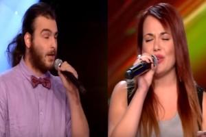 "The Voice: Μάγεψε τους κριτές από το πρώτο δευτερόλεπτο, ρίχνοντας ""χυλόπιτα"" στην κοπέλα του! (video)"