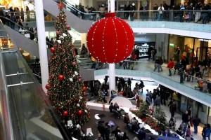 Δύο δωρεάν χριστουγεννιάτικες εκδηλώσεις σε εμπορικά κέντρα αυτή την Παρασκευή