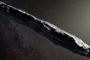 Εντυπωσιακό: Με... μακρύ διαστημόπλοιο έμοιαζε ο αστεροειδής που πέρασε από το ηλιακό μας σύστημα
