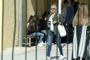 Καθηγήτρια η Κωνσταντίνα Σπυροπούλου: Δείτε την πρώτη φορά στο Λύκειο που διδάσκει