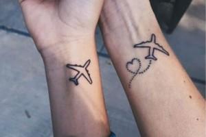 Σχέδια τατουάζ για όσους αγαπούν τα ταξίδια!
