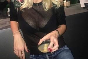 Η «καυτή» εμφάνιση γνωστής Ελληνίδας παρουσιάστριας σε νυχτερινή της έξοδο! (Photo)