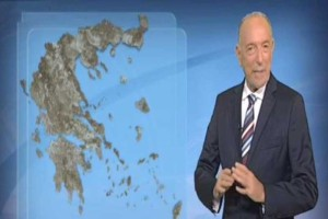 Αυστηρή προειδοποίηση για την κακοκαιρία και από τον Τάσο Αρνιακό: Νέα επιδείνωση και κυκλώνας! - Δείτε σε ποιες περιοχές