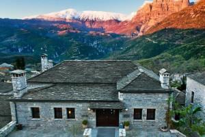 Ο Γιάννης Λιόκας νέος Executive Chef για το εστιατόριο Salvia του Aristi Mountain Resort & Villas