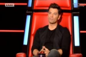 The Voice: Απογοητευμένος ο Σάκης Ρουβάς με τις παίκτριες του! Διάλεξε αναγκαστικά μια! (video)