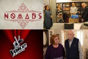 Η μάχη της τηλεθέασης: Η πτώση του Nomads και το πρόγραμμα που σημείωσε μονοψήφια! Ποιο έκλεψε την πρωτιά;