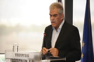 Τόσκας: «Έπρεπε να συλληφθούν τα μέλη του Ρουβίκωνα που μπήκαν στο Πεντάγωνο...»