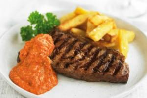 Φιλέτο μοσχαριού με σάλτσα πιπεριάς ιδανικό πιάτο για να εντυπωσιάσετε τους καλεσμένους σας!