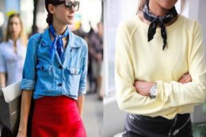 Πως να φορέσεις σωστά το φουλάρι σου για να εντυπωσιάσεις!