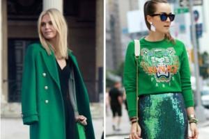 Green look και πως να το φορέσεις!