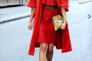 Το Total Red είναι η απόλυτη τάση. Μάθε πως να το φορέσεις!