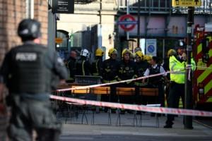 Εκκενώθηκε σταθμός του μετρό στο Λονδίνο τι συμβαίνει;