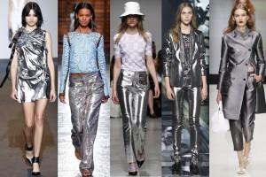 Μetallics: Εύκολες και στιλάτες συμβουλές για να φορέσεις το νέο hot trend της σεζόν! (Photo)