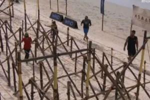 Nomads: Ωκεανοί ή Φωτιά; Ποια ομάδα κέρδισε στο τελευταίο αγώνισμα των αρχηγών; (Βίντεο)